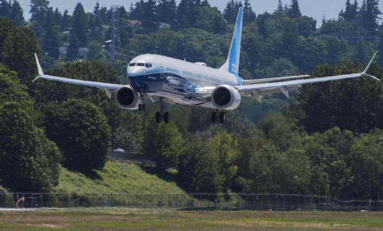 Boeing 737 Max 10 completes first flight