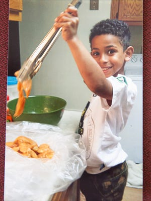 A family photo of Gabriel Taye. Taye, 8, took his own life on January 26, 2017. It was just two days after another student apparently assaulted Gabriel in a restroom at Carson Elementary in West Price Hill, where he was a student. In a federal wrongful death lawsuit against Cincinnati Public Schools, Gabriel's parents, Cornelia Reynolds and Benyam Taye, say Gabriel was repeatedly bullied.