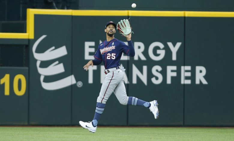 Byron Buxton, Wander Franco, and the Wolf That Devours the World
