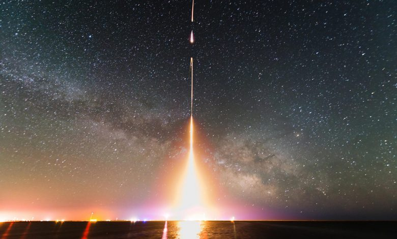 CIBER-2 Rocket Team to Discover if Our Count of Stars in the Universe Should Go Way Up