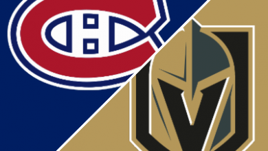 Canadiens vs. Golden Knights - Live Game - June 22, 2021