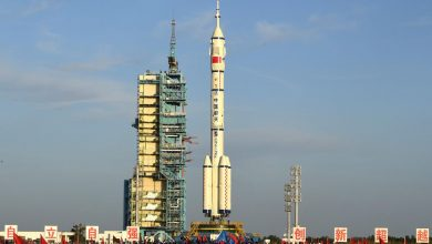 China set to launch three astronauts to space on first crewed mission in five years