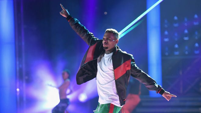 Chris Brown has a history of legal battles.