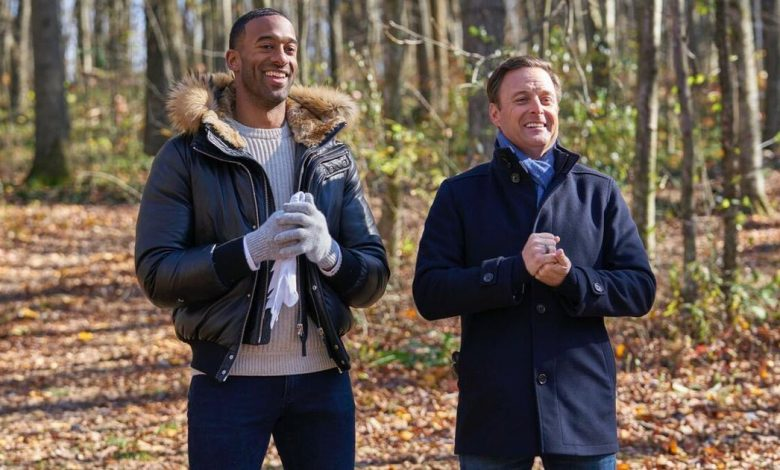 Chris Harrison out for good as Bachelor host after tumultuous year