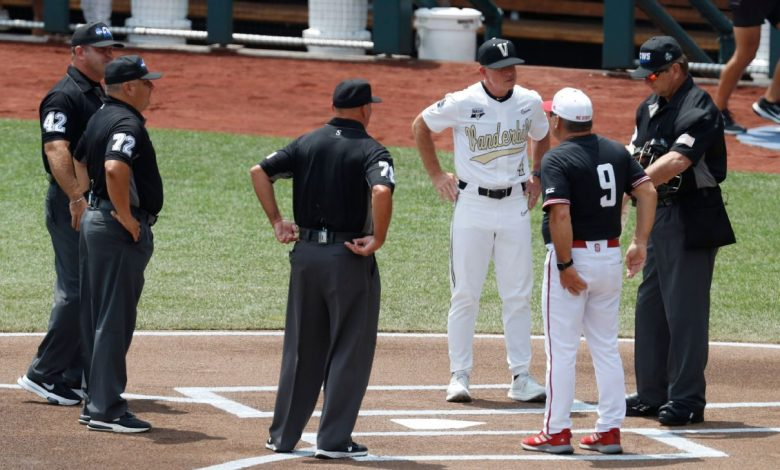 College World Series 2021 - Inside the no contest vs. NC State that sent Vanderbilt to the finals