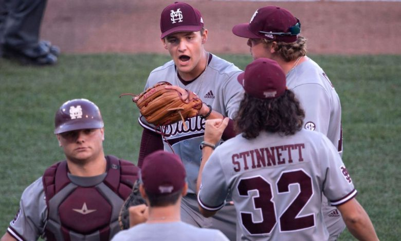 College World Series 2021 - Mississippi State hopes strikeout records lead to NCAA title