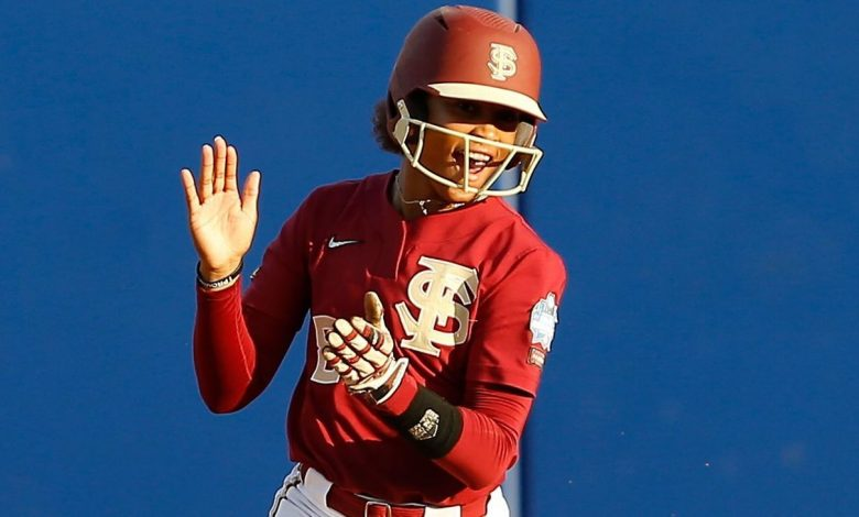 College softball - Florida State's scrappiness, aggressiveness put Seminoles on brink of WCWS title