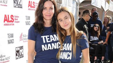 Courteney Cox Posts Adorable Throwback of Baby Coco to Celebrate Daughter's 17th Birthday