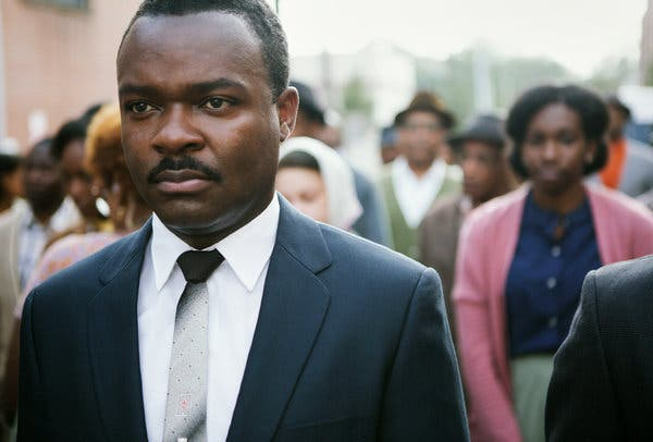 David Oyelowo reflects on how his impromptu role in #OscarsSoWhite forced Hollywood to act