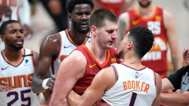 Denver Nuggets' Nikola Jokic 'wanted to change the rhythm of the game' with hard foul, did not expect ejection