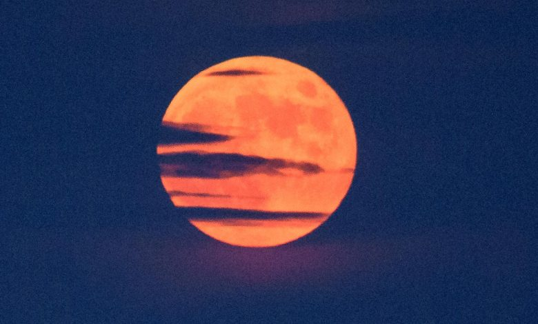 Don't Miss the Strawberry Moon – The Last Supermoon of 2021