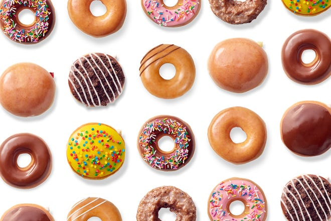 National Donut Day is held annually on the first Friday in June.
