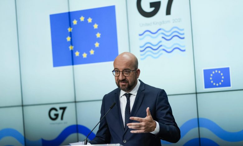 EU vows a firm response as Brexit tensions rise anew
