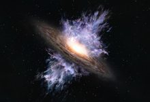 Earliest Gigantic Black Hole Storm Ever Discovered – Supermassive Black Hole a Telltale Sign About Very Early History of the Universe