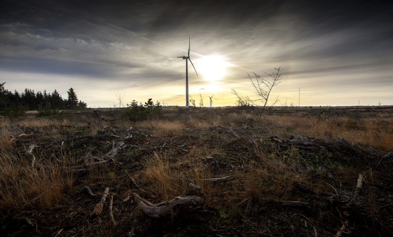 Electrifying Europe with wind energy may lead to net zero emissions