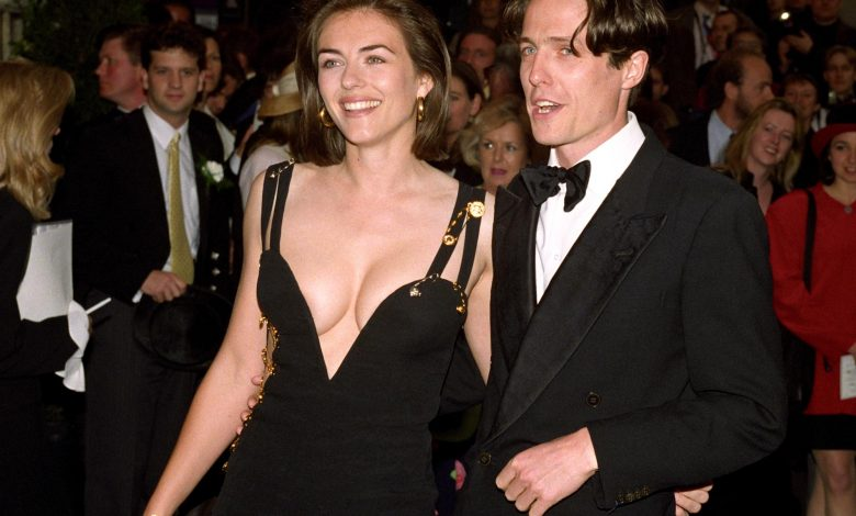 Elizabeth Hurley on how she stays friends with ex Hugh Grant