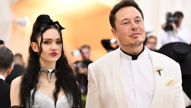 Elon Musk's partner Grimes has 'proposition for the communists' on AI
