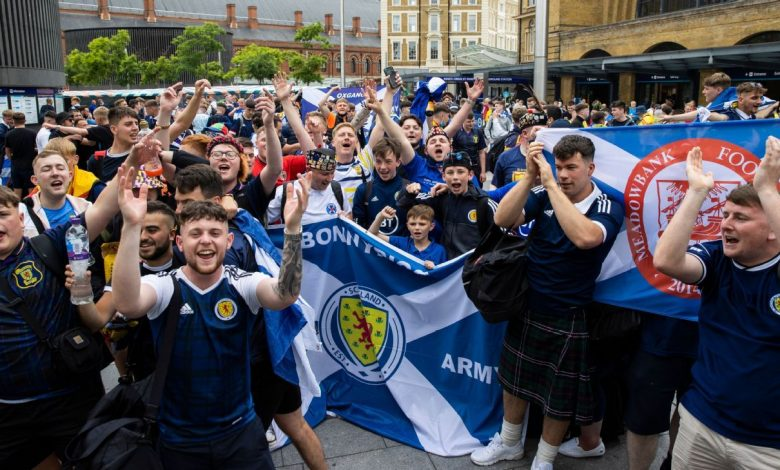 England-Scotland big in Euro 2020 as well as being soccer's oldest international rivalry