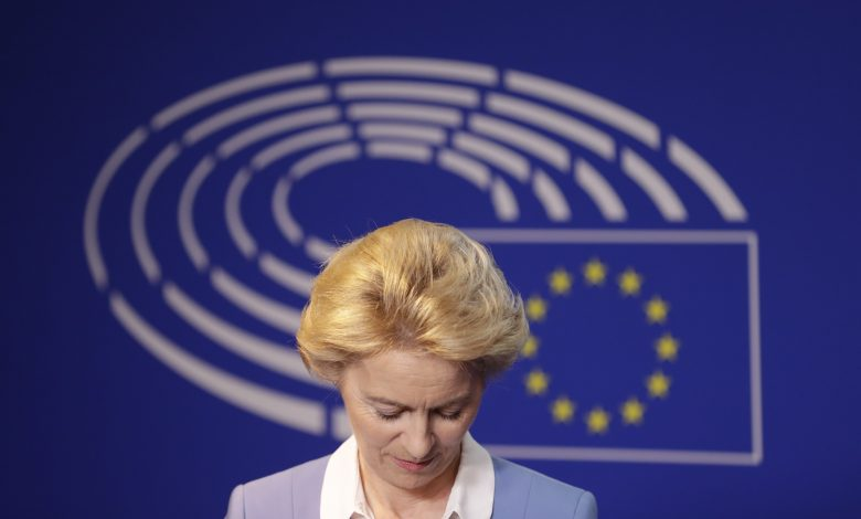 European weakness and the rise of authoritarians