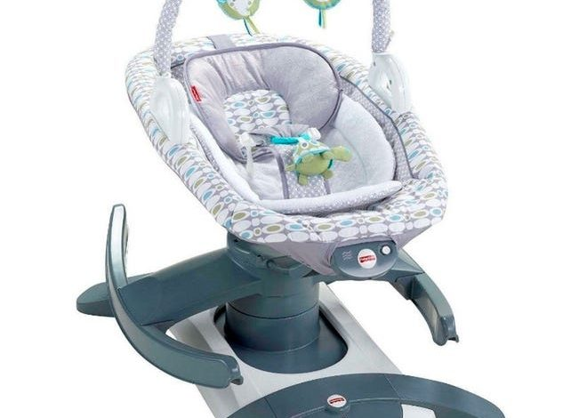 Fisher-Price says it is recalling its 4-in-1 Rock 'n Glide Soothers after the deaths of four infants who were placed on their backs unrestrained in the devices and later found on their stomachs.