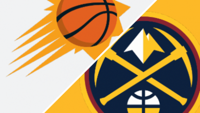 Follow live: Suns look to finish sweep of Nuggets in Denver