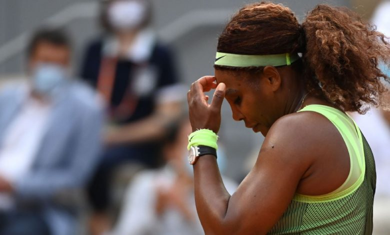 For Serena Williams, a squandered opportunity and a narrowing window