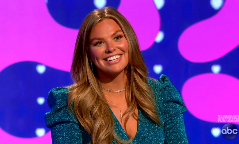 Former 'Bachelorette' Hannah Brown is once again looking for love on a dating show