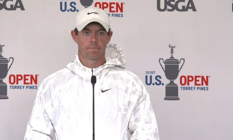 Four-time PGA champ Rory McIlroy says green-reading books should be banned