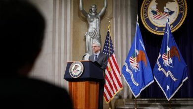 U.S. Attorney General Merrick Garland at the Justice Department on June 11, 2021.
