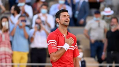 French Open 2021 - Novak Djokovic is again at his most dangerous when he looks beat