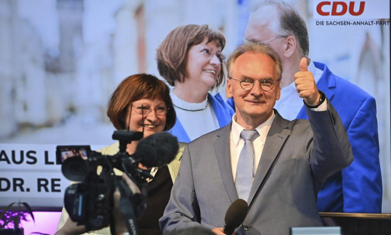 German state vote triumph offers boost to Merkel's party