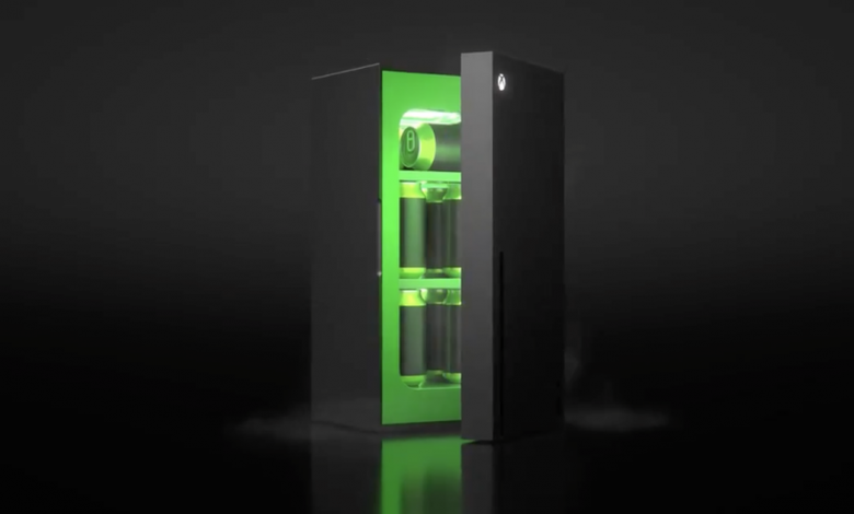 Get ready to 'Xbox and chill' with new Xbox Mini-Fridge