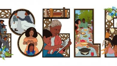Google Doodle commemorates Juneteenth and abolition of slavery in US