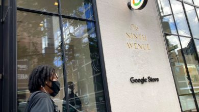 Google's new store and Luminar car rides: a day in nearly post-pandemic NYC
