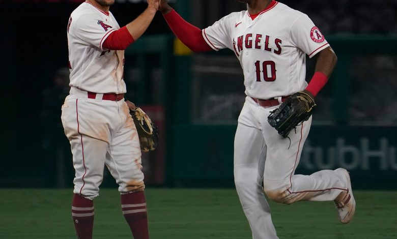 Hardly Any Angels in the Outfield