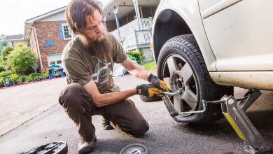 How do I change a tire? We can help