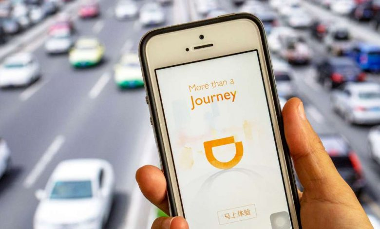 In DiDi IPO, a one-time rival Uber stands to gain