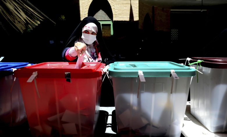 In Iran's subdued election, many voters appear to stay home