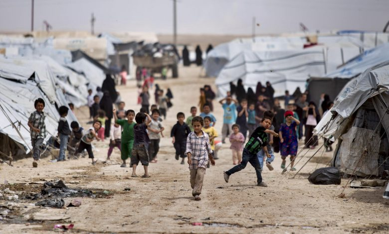 In Syria camp, forgotten children are molded by IS ideology
