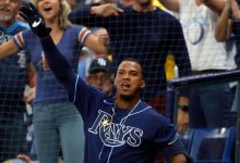 In highly anticipated MLB debut, Wander Franco, 20, delivers performance to remember, but Tampa Bay Rays falter in 11
