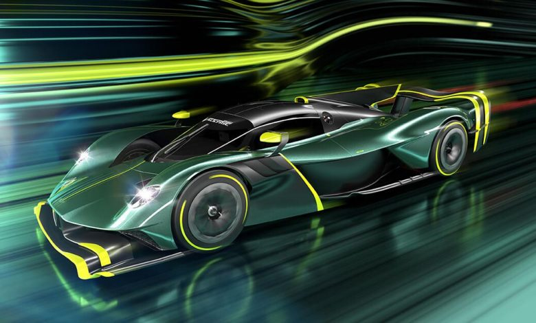 Insane Aston Martin Valkyrie AMR Pro is a Le Mans race car turned up to 11