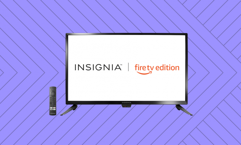 Insignia 32-inch Smart HD TV — Fire TV Edition is on sale at Amazon