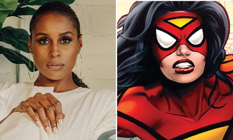 Into the Spider-Verse' Sequel as Spider-Woman