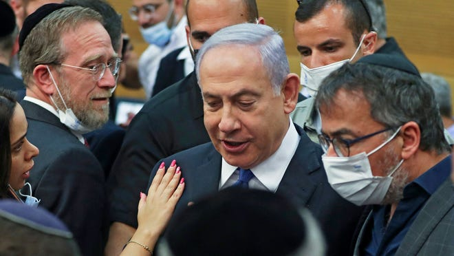 Israel's Knesset elects new government
