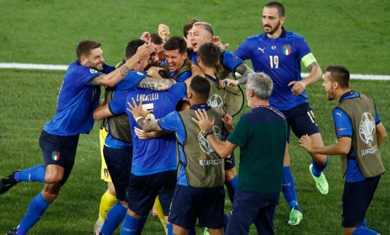 Italy's attack brilliant, England and France not so much, format is a hit