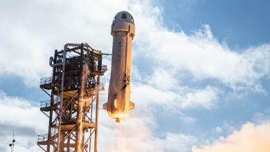 Jeff Bezos' Blue Origin auctions off ticket to space alongside Bezos for $28M