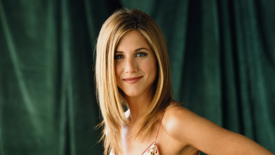 Jennifer Aniston reveals what she stole from 'Friends' set