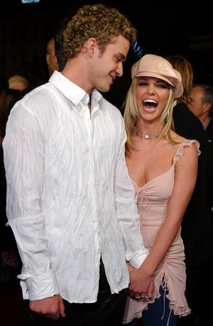 Justin Timberlake is showing his support for Britney Spears following her chilling statements at Wednesday's hearing in the ongoing battle over her conservatorship.