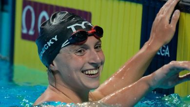 Katie Ledecky dominates 200 free, 1,500 free at U.S. Olympic swimming trials