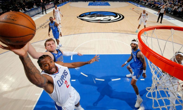 Kawhi Leonard delivers in clutch as LA Clippers force Game 7 against Dallas Mavericks